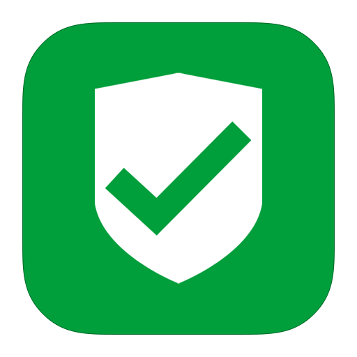 MetroUI Folder OS Security Approved icon