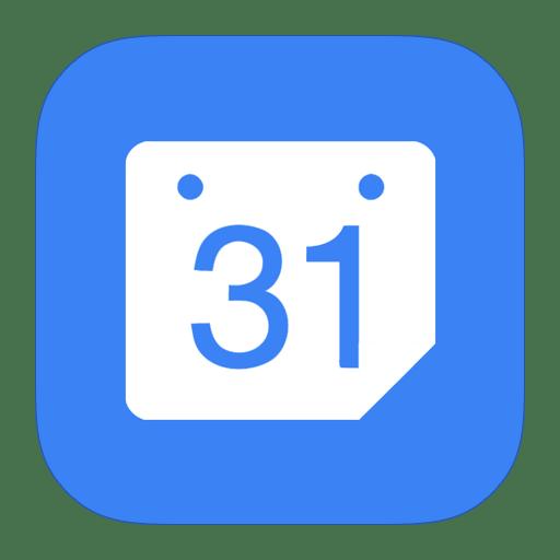 Calendar Icon Ios : Metroui google calendar icon ios style metro ui iconset