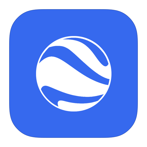 MetroUI-Google-Earth icon