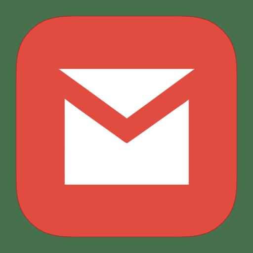 MetroUI-Google-Gmail icon