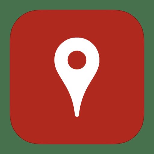 MetroUI Google Maps icon