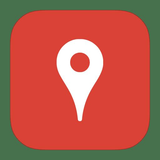 MetroUI Google Places icon