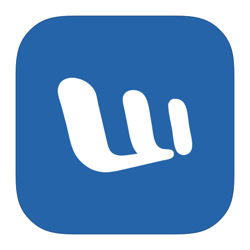 MetroUI-Office-Word icon