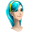 Browser-girl-internet-explorer icon