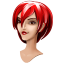 browser girl opera icon