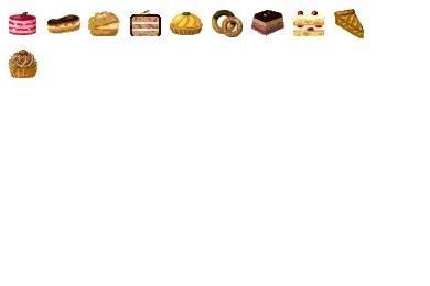 Cake Icons