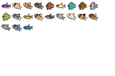 Fish 2 Icons