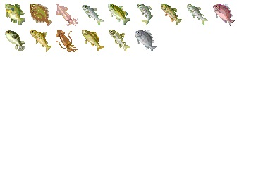 Fish Icons