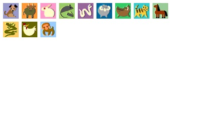 Jyunishi Icons