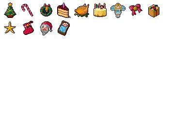 X-Mas Icons