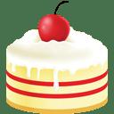 Cake big icon