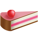 cake slice 2 icon