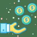 Get money icon