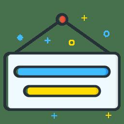 Room tag icon