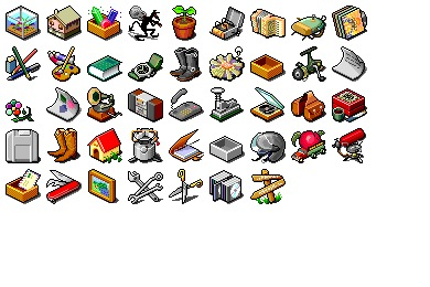 ID's 3D Icons 1.2 Icons