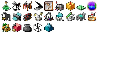 ID's Icon Plant Icons