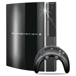 Games Playstation 3 icon