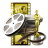 http://icons.iconarchive.com/icons/itzikgur/my-seven/48/Movies-Oscar-icon.png