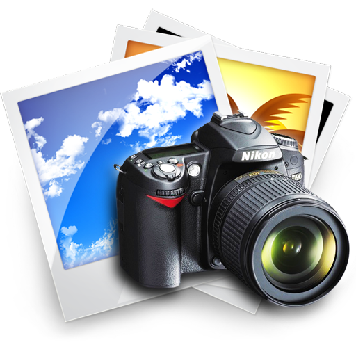Pictures Nikon icon