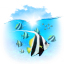 Animals Fishes icon