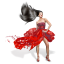 Girls Red Dress icon