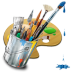 http://icons.iconarchive.com/icons/itzikgur/my-seven/72/Graphics-Painting-icon.png