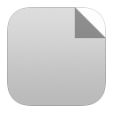 Generic-document icon