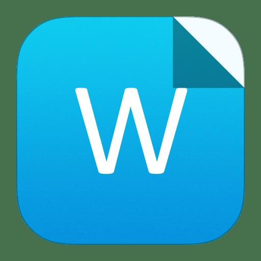 Doc Icon | Flat iOS7 Style Documents Iconset | iynque