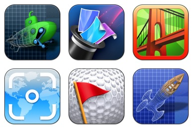 Flurry Extras 8 Icons