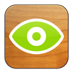 Quick Look Droplet icon