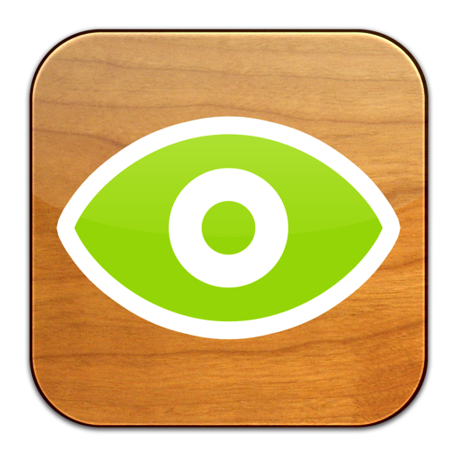 Quick Look Droplet Icon | Flurry Extras 9 Iconset | iynque