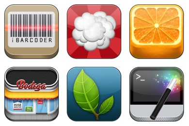 Flurry Extras 9 Icons