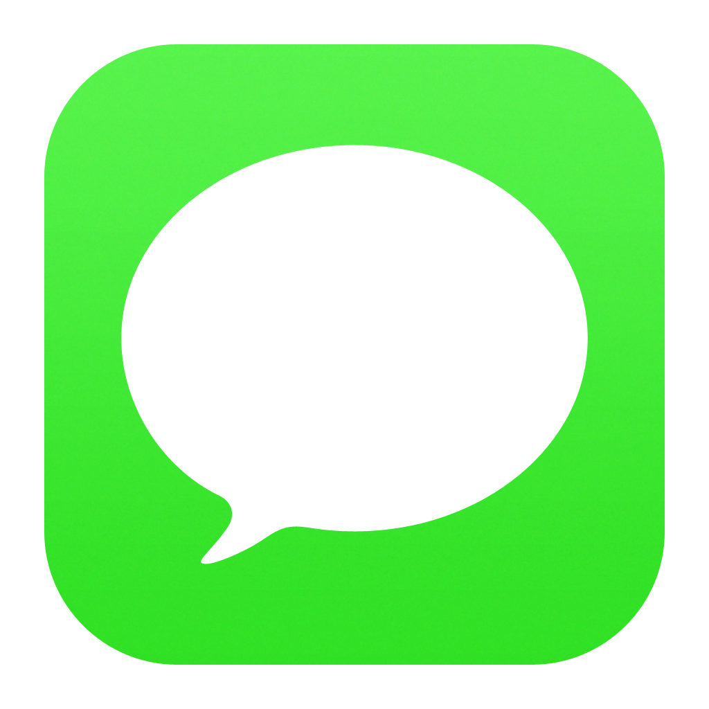 Messages Icon | iOS7 Style Iconset | iynque Text Icon Png