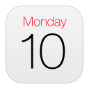 Calendar Official icon