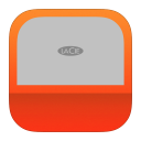 LaCie Rugged 2 icon