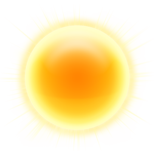 Sunny Icon | Weather Iconset | Jaan-Jaak