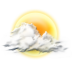 Cloudy-partly icon