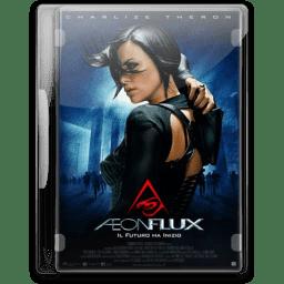 Aeon flux icon