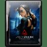 Aeon-flux icon