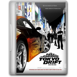 Fast And Furious 3 Full Movie >> Fast Furious Tokyo Drift Icon Movie Pack 11 Iconset Jake2456