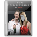 I hope beer in hell icon