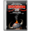 Dragon 3D icon