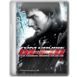 Mission Impossible 3 Icon | Movie Pack 5 Iconset | jake2456
