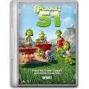 Planet 51 icon