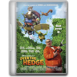 Over the Hedge icon