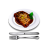Steak icon