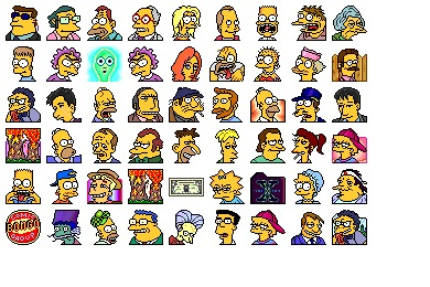 Simpsons Vol. 06 Icons