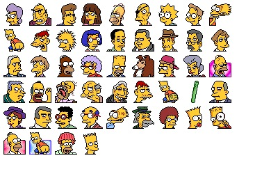 Simpsons Vol. 07 Icons