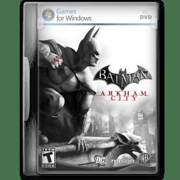 Batman Arkham City icon