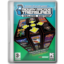 Midway Arcade Treasures Deluxe Edition icon